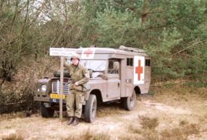 ed hendriks, werkzaam bij defensie